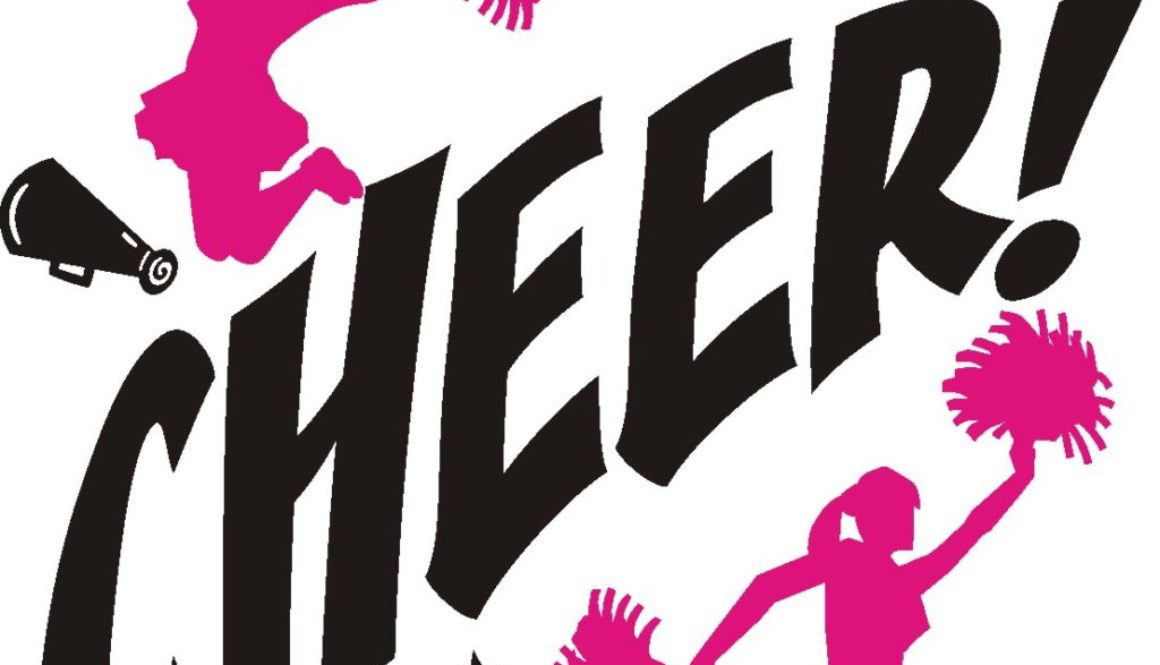 cheer add pink